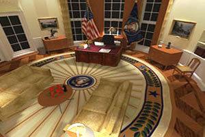 总统办公室逃生