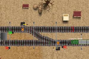 火车交通管制