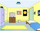 黄色的房间