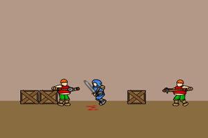 游戏中 忍者刺客接受了特殊使命