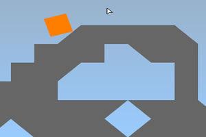 橙色方块冒险