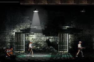 黑暗监狱逃生无