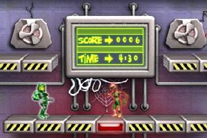 铁头机器人