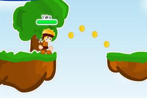 小勇士捡金币