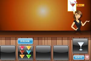 酒吧服务生