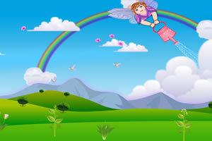 彩虹精灵种花