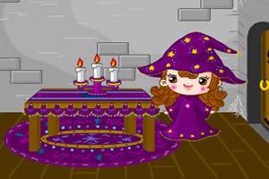 布置魔女房间