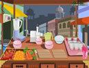 印度果汁店