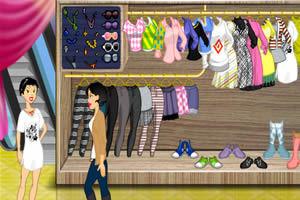 米兰达的精品服装店