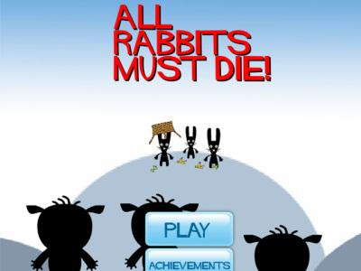 兔子都去死