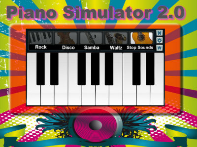 电子钢琴2