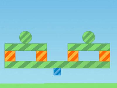 积木平衡2