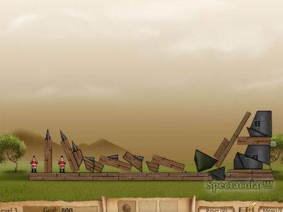 摧毁城堡4