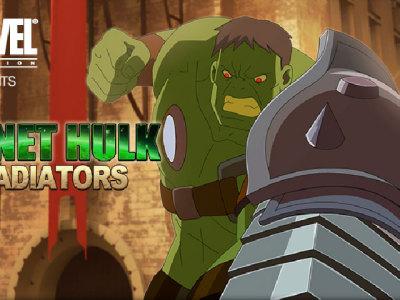 野蛮绿巨人