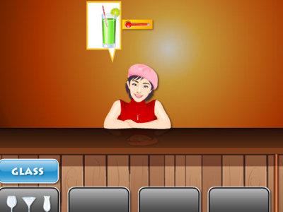 软饮料酒吧