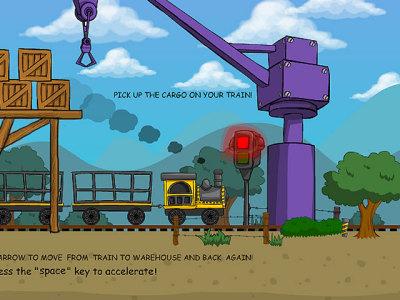装卸运煤车