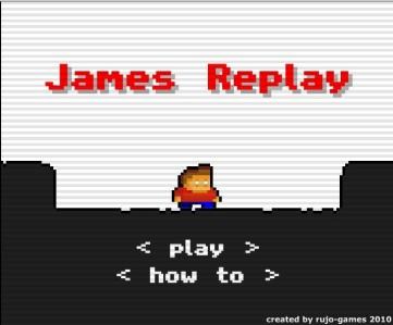 詹姆斯的重放人生