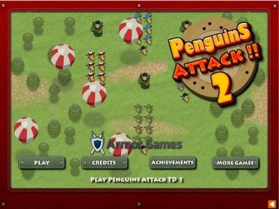 企鹅的进攻 2