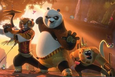 功夫熊猫寻物