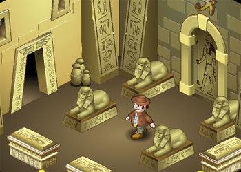 法老墓的探险