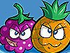 搞怪水果对对碰