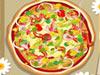 美味披萨装饰