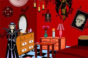 布置吸血鬼的卧室