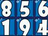数字七巧板拼图