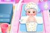 可爱宝贝冬季护理