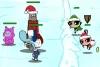 游戏明星打雪仗中文版