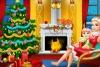芭比一家过圣诞