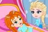 安娜公主受伤