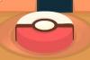 制作精灵球蛋糕