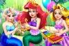美人鱼的生日派对