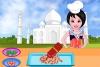 烹饪印度菜