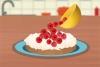 柠檬酱海绵蛋糕