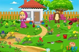 玛莎装饰花园
