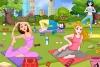 瑜伽场地清洁