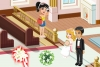 现场布置婚礼