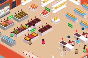 经营大型超市