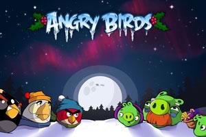 愤怒的小鸟自由选关版