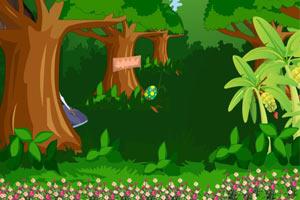 逃离复活节森林