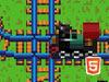 指挥运煤小火车