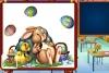 拼出复活节小兔子