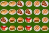 快餐汉堡对对碰