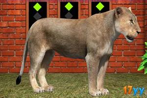 被困的狮王逃生2