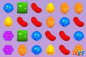 五彩糖对对碰