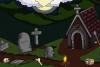 逃离阴森墓地