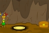 逃出野人洞穴