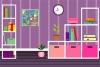 逃离暗紫色房